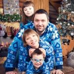 кофты из трикотжа для всей семьи