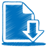 blue-document-download-icon