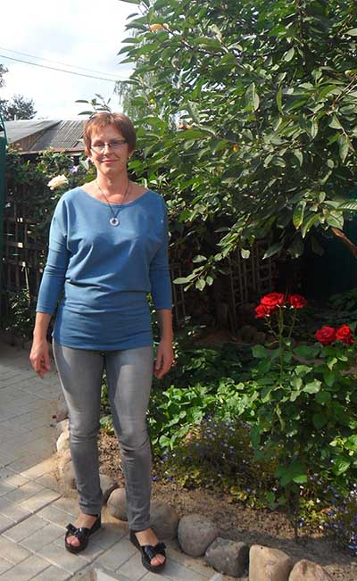 Наталья Негрей
