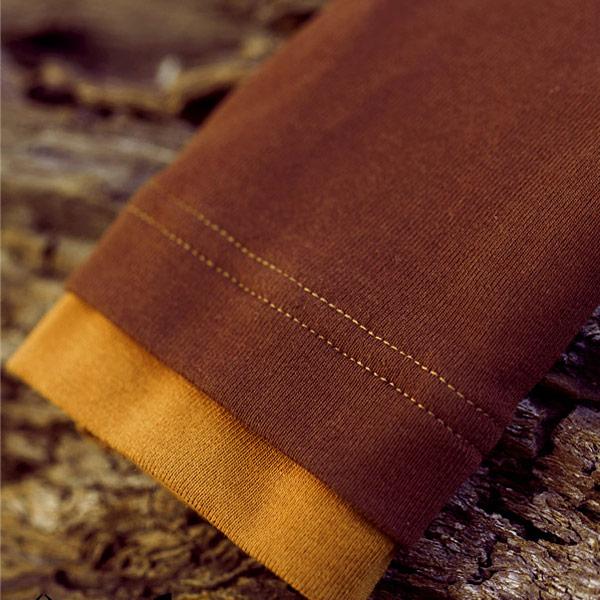 подгибка низа изделия или рукавов эластичной строчкой на швейной машине