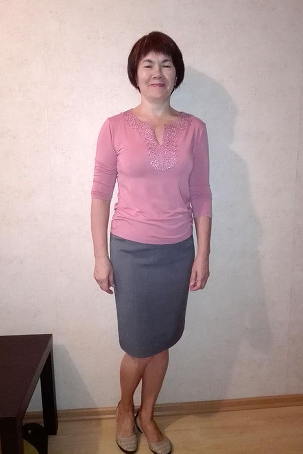 юбка карандаш